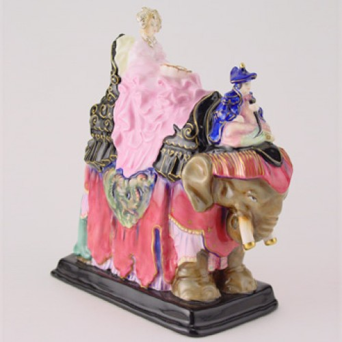Princess Badoura Small HN4179 - Royal Doulton Figurine