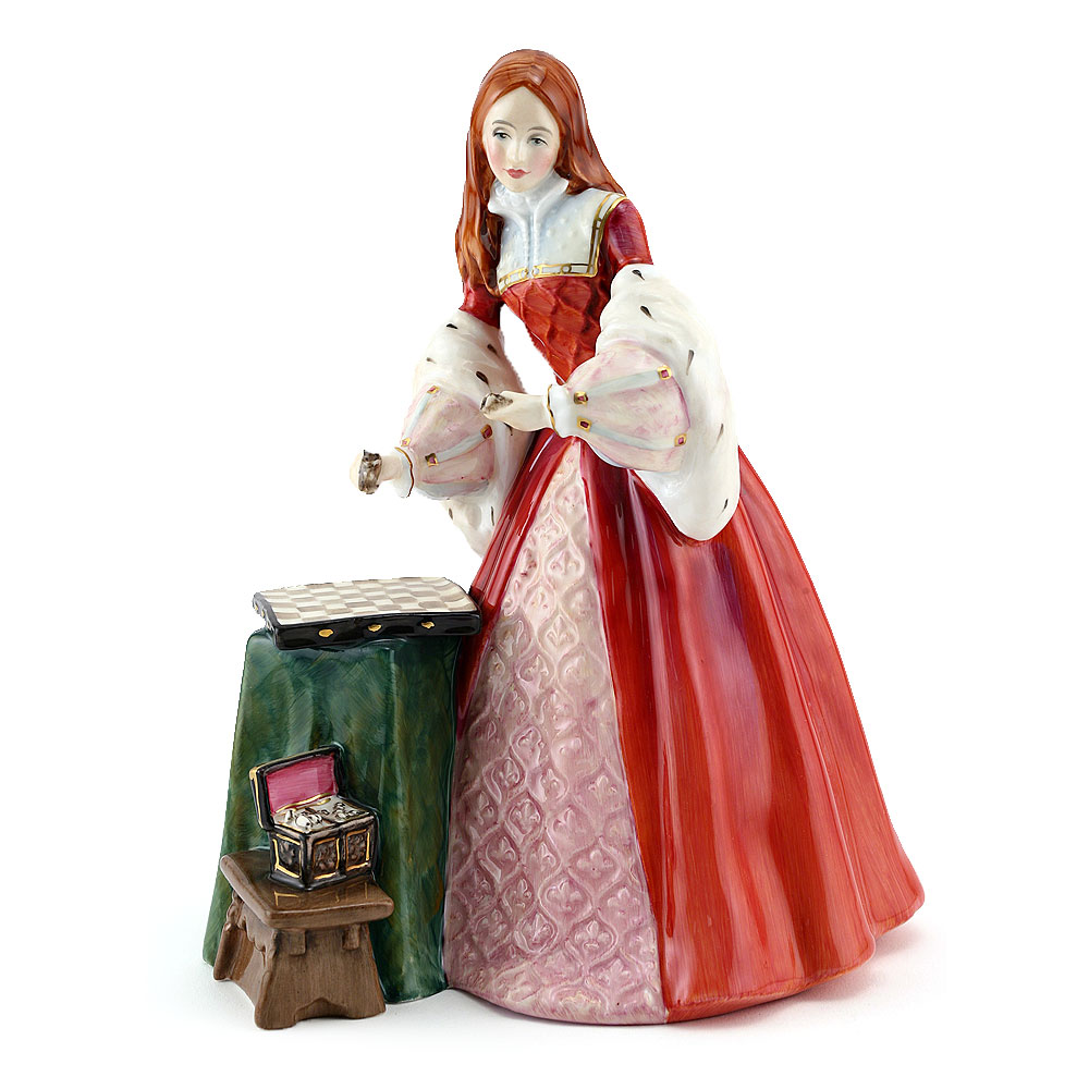 Princess Elizabeth HN3682 - Royal Doulton Figurine