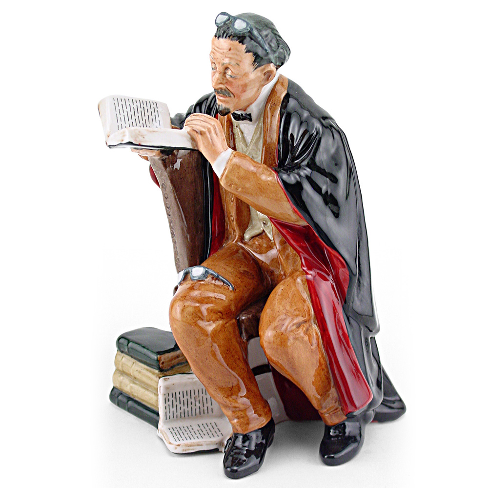 Professor HN2281 - Royal Doulton Figurine