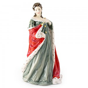 Queen Anne HN3141 - Royal Doulton Figurine