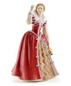 Queen Elizabeth HN3099 - Royal Doulton Figurine