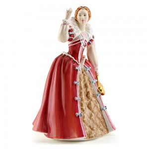 Queen Elizabeth HN3099 - Royal Doulton Figurine