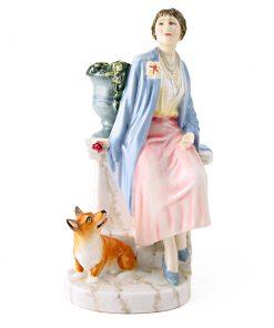 Queen Elizabeth HN3230 - Royal Doulton Figurine
