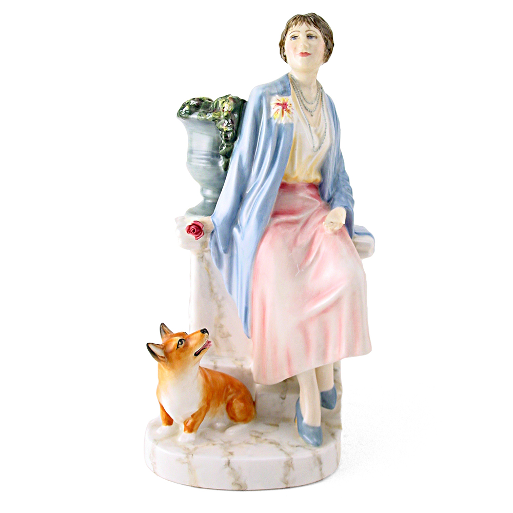 Queen Elizabeth HN3230 - Royal Doulton Figurine