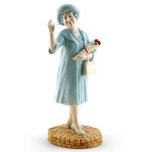 Queen Elizabeth HN4086 - Royal Doulton Figurine