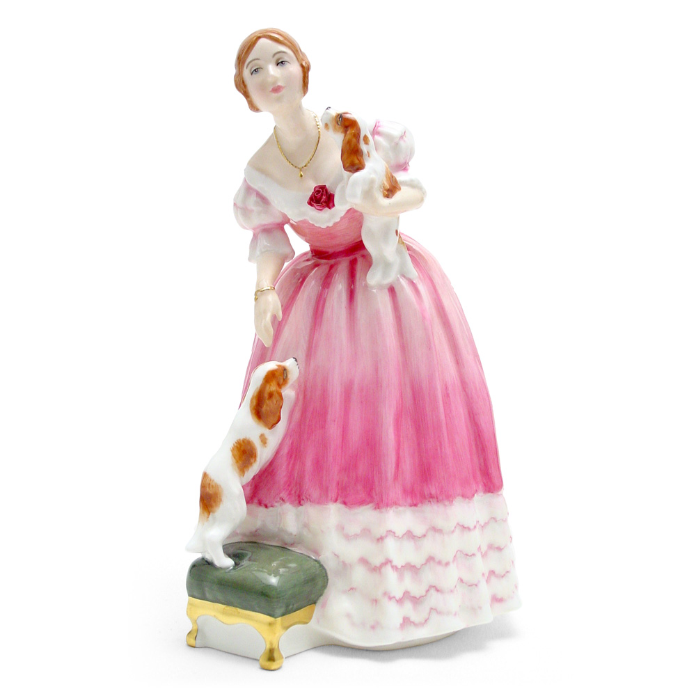 Queen Victoria HN3125 - Royal Doulton Figurine