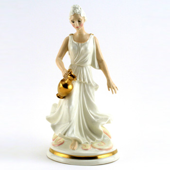 Queen of the Dawn HN2437 - Royal Doulton Figurine