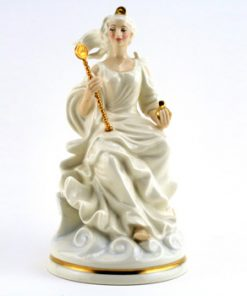 Queen of the Ice HN2435 - Royal Doulton Figurine