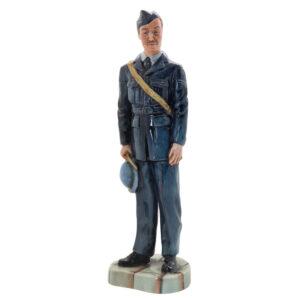 RAF Corporal (Royal Air Force) HN4967 - Prestige Series - Royal Doulton Figurine