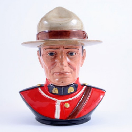 RCMP HN2547 - Royal Doulton Figurine