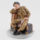 Railway Sleeper HN4418 - Royal Doulton Figurine