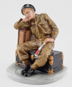 Railway Sleeper HN4418 - Royal Doulton Figurine