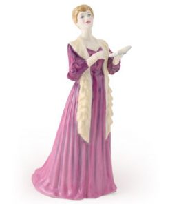 The Recital HN4466 - Royal Doulton Figurine
