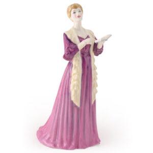 The Recital HN4466 - Royal Doulton Figurine