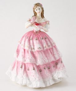 Red Red Rose HN3994 - Royal Doulton Figurine