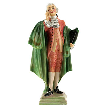 Regency Beau HN1972 - Royal Doulton Figurine