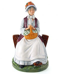 Rest Awhile HN2728 - Royal Doulton Figurine