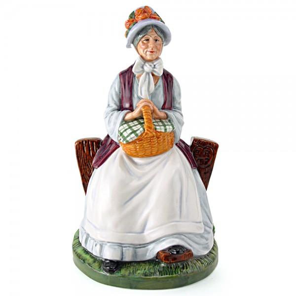 Rest Awhile HN2728 - Royal Doulton Figurine