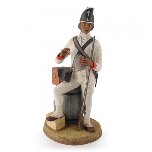 Rhode Island Regiment HN2759 - Royal Doulton Figurine