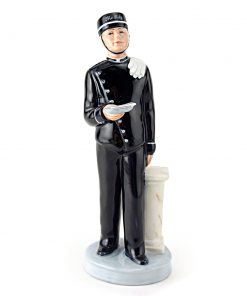 Ritz Bell Boy HN2772 - Royal Doulton Figurine