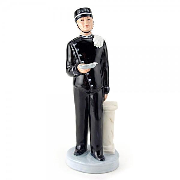 Ritz Bell Boy HN2772 - Royal Doulton Figurine