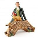 Robert Burns HN3641 - Royal Doulton Figurine
