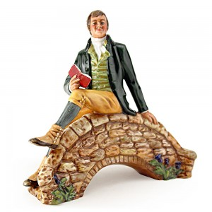Robert Burns HN3641 - Royal Doulton Figurine