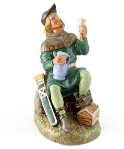 Robin Hood HN2773 - Royal Doulton Figurine