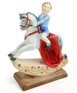 Rocking Horse HN2072 - Royal Doulton Figurine