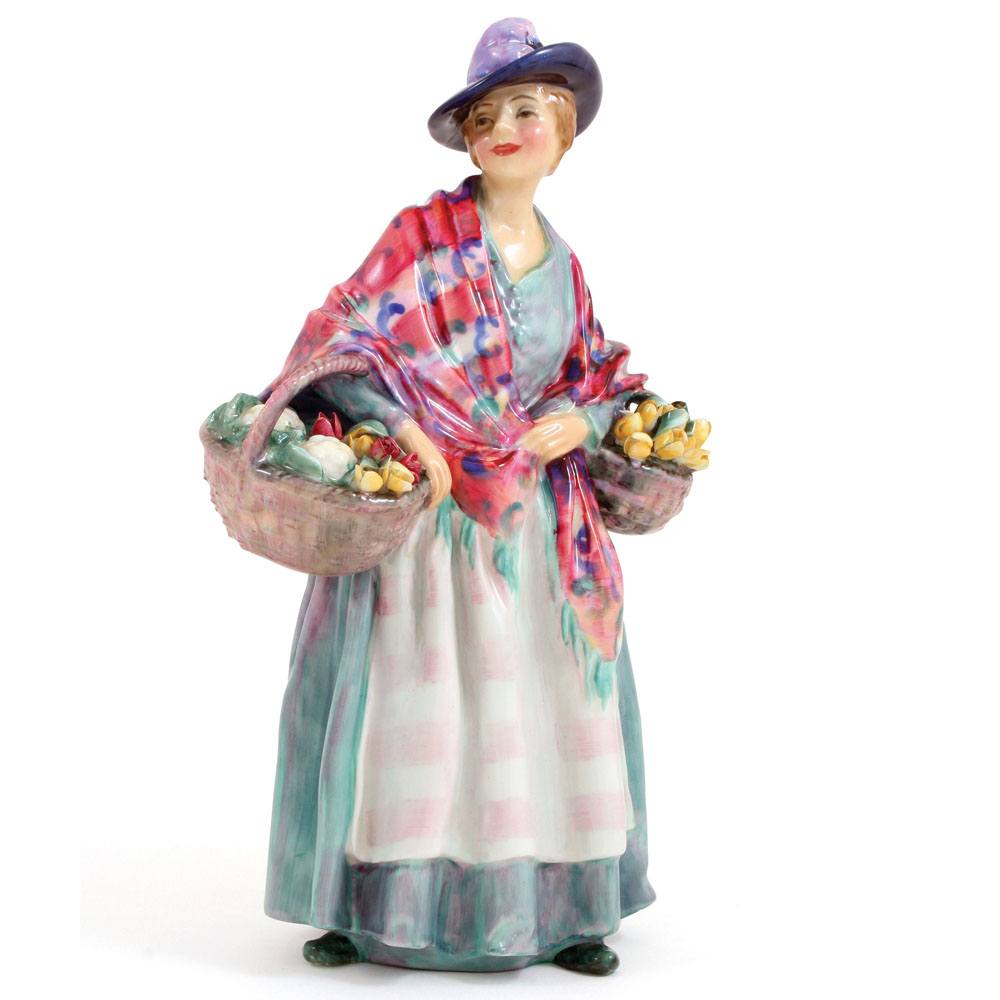 Romany Sue HN1757 - Royal Doulton Figurine