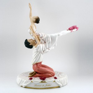 Romeo and Juliet HN4057 - Royal Doulton Figurine