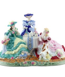 Rose Garden HN4559 - Royal Doulton Figurine