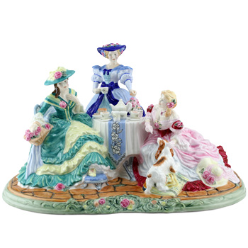 Rose Garden HN4559 - Royal Doulton Figurine