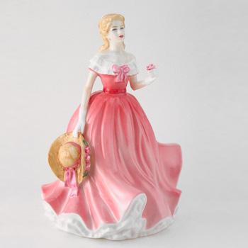 Rosie HN4094 - New Retired - Royal Doulton Figurine