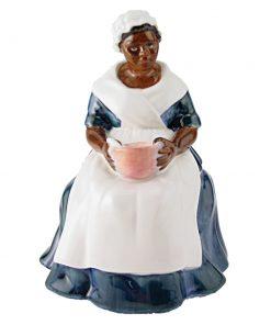 Royal Governor's Cook HN2233 - Royal Doulton Figurine