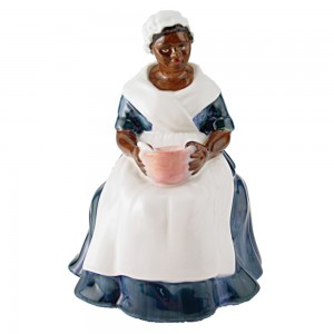Royal Governor's Cook HN2233 - Royal Doulton Figurine