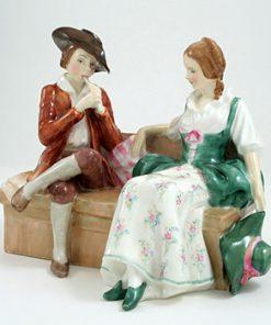 Rustic Swain HN1745 - Royal Doulton Figurine