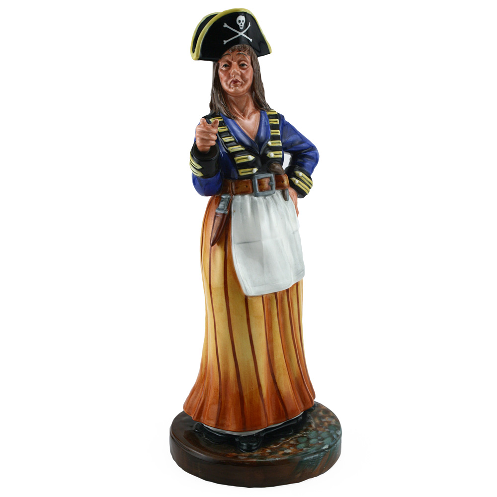 Ruth The Pirate Maid HN2900 - Royal Doulton Figurine