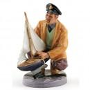 Sailor's Holiday HN2442 - Royal Doulton Figurine
