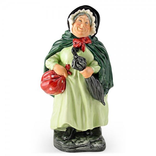 Sairey Gamp HN2100 - Royal Doulton Figurine