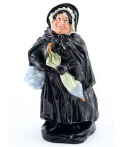 Sairey Gamp HN558 - Royal Doulton Figurine