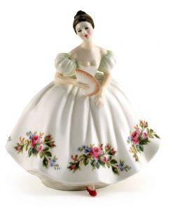 Samantha HN3304 - Royal Doulton Figurine