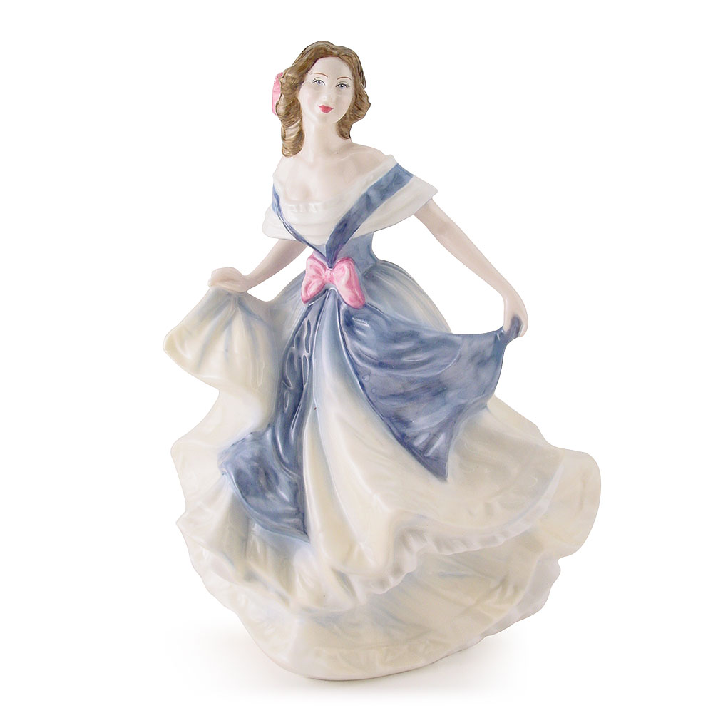Samantha HN4043 - Royal Doulton Figurine