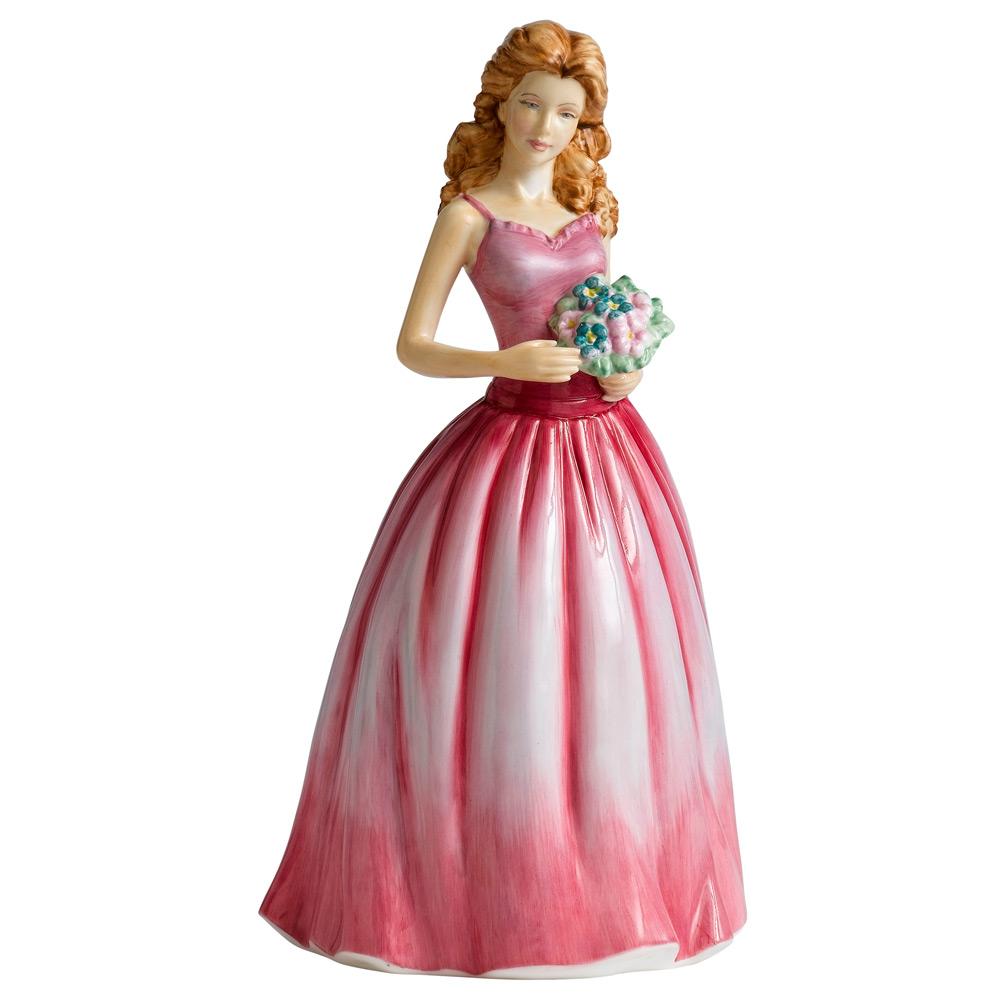 Sandra HN5020 - Royal Doulton Figurine