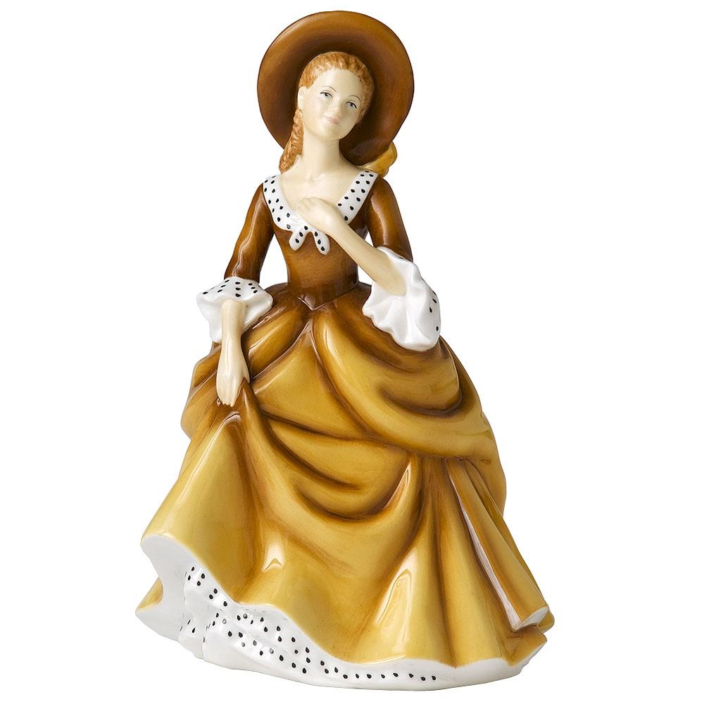 Sandra HN5413 - Petite - Royal Doulton Figurine