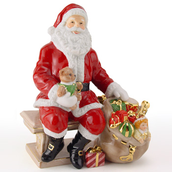 Santa 2003 - Royal Doulton Figurine