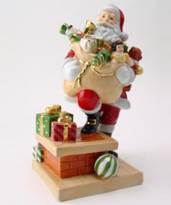 Santa 2004 Royal Doulton - Royal Doulton Figurine