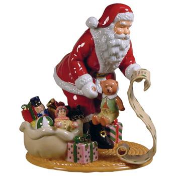 Santa 2005 HN4801 - Royal Doulton Figurine