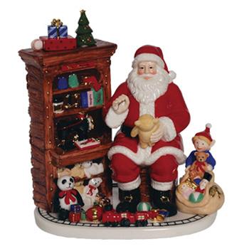 Santa 2008 HN5312 - Royal Doulton Figurine