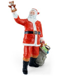 Santa Claus HN2725 - Royal Doulton Figurine